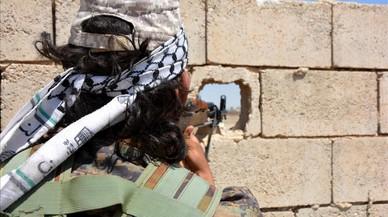 Human Rights Watch alerta sobre el uso de fósforo blanco por parte de EEUU en zonas pobladas de Siria