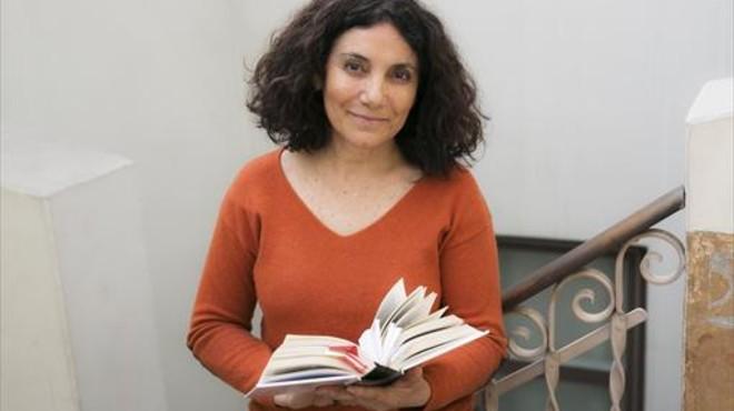 María Pérez: «Tots els autors tenen corrector, fins i tot Cervantes»