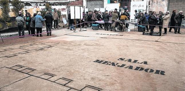 Un solar de sagrada fam lia tendr un comedor social for Proyecto comedor social