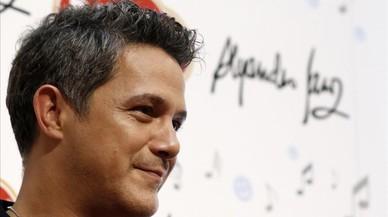 """Alejandro Sanz: """"Els números que m'importen són els centímetres que creixen els meus fills"""""""
