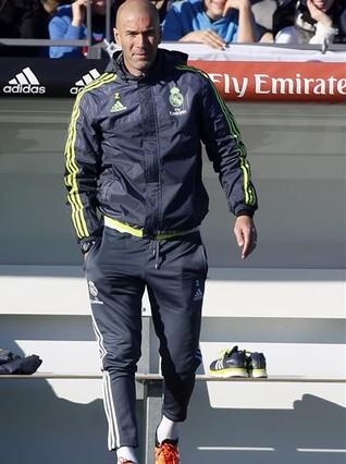 Zidane, receta para una afici�n deprimida