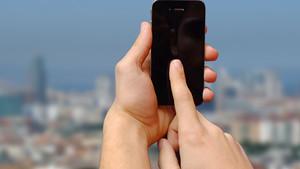 Aplicaciones para móvil.