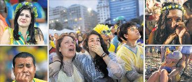 Brasil se deprime