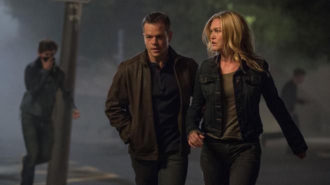 Estrenos de la semana. Tr�iler de 'Jason Bourne' (2016)