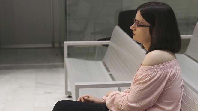 Cassandra Vera, condenada a un año de prisión y siete de inhabilitación