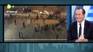 television imagen del programa de 13tv el cascabel Antonio Jiménez