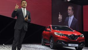 Carlos Ghosn CEO Renault