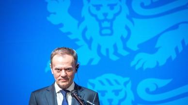 Tusk situa Trump entre les tres grans amenaces per a Europa