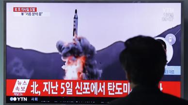 Corea del Nord fracassa en un intent de llançar un míssil