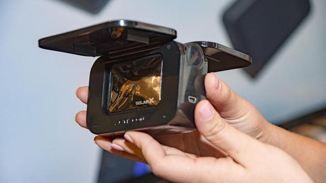 Arriba la Solar X, una càmera d'acció amb càrrega solar i resolució 4K