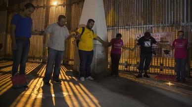 Trump condiciona el futuro de los 'dreamers' a una reforma migratoria
