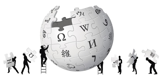 Wikipedia, gratis, libre, global