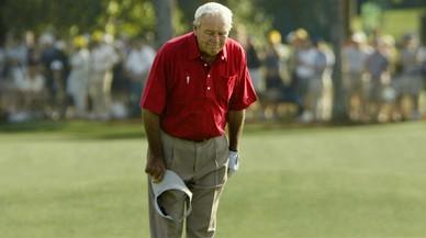Mor la llegenda del golf Arnold Palmer