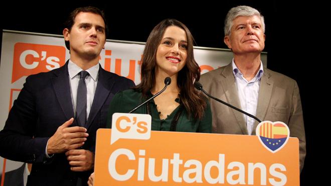 Ciutadans envia un decàleg de propostes a la resta de forces no sobiranistes