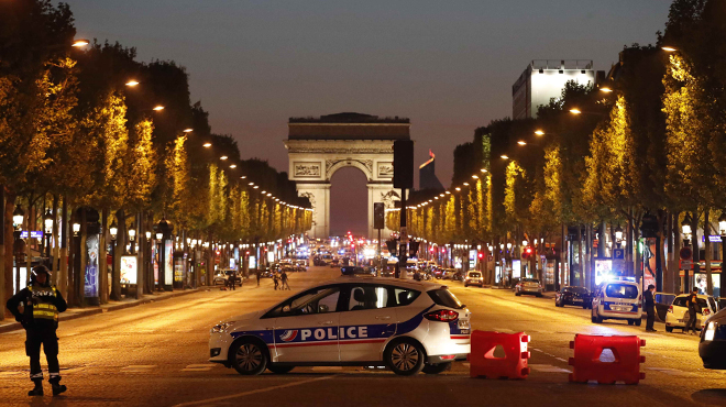 Tiroteig a París, en directe