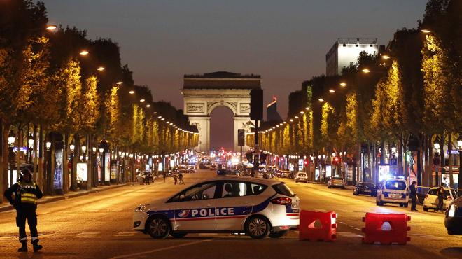 Tiroteo en París, en directo