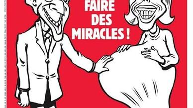 'Charlie Hebdo', acusat de sexista i misogin per riure's de l'edat de Brigitte Macron