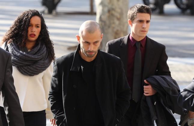 Condenado Mascherano tras aceptar que defraud� a Hacienda