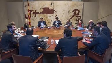El Govern català, disposat a cedir en educació i renda mínima amb la CUP