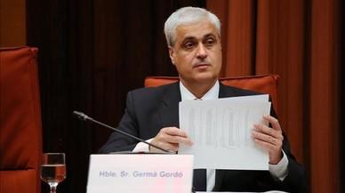 Gordó insinua que també és víctima de la 'guerra bruta' contra el sobiranisme
