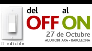 Barcelona acoge las jornadas 'Del Off al On'