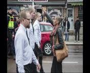 El desaf�o de una mujer sueca a los nazis el 1� de mayo.