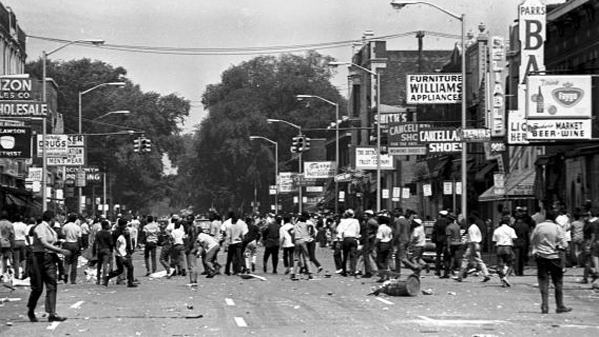 Detroit 1967 - On Barcelona - v. castellano