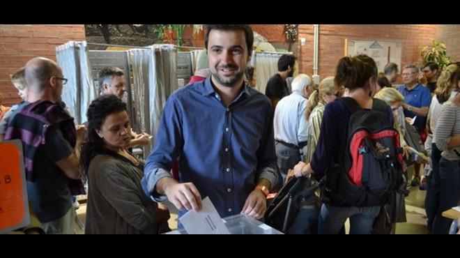 La comisión gestora del PSC en Sabadell designa Pol Gibert como portavoz