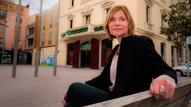 Vídeo de la entrevista a Lluïsa Moret, alcaldesa de Sant Boi de Llobregat.