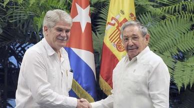 Dastis s'entrevista amb Raúl Castro per ultimar una visita dels reis a Cuba