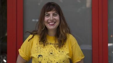 Laura Fernández, creadora de mons