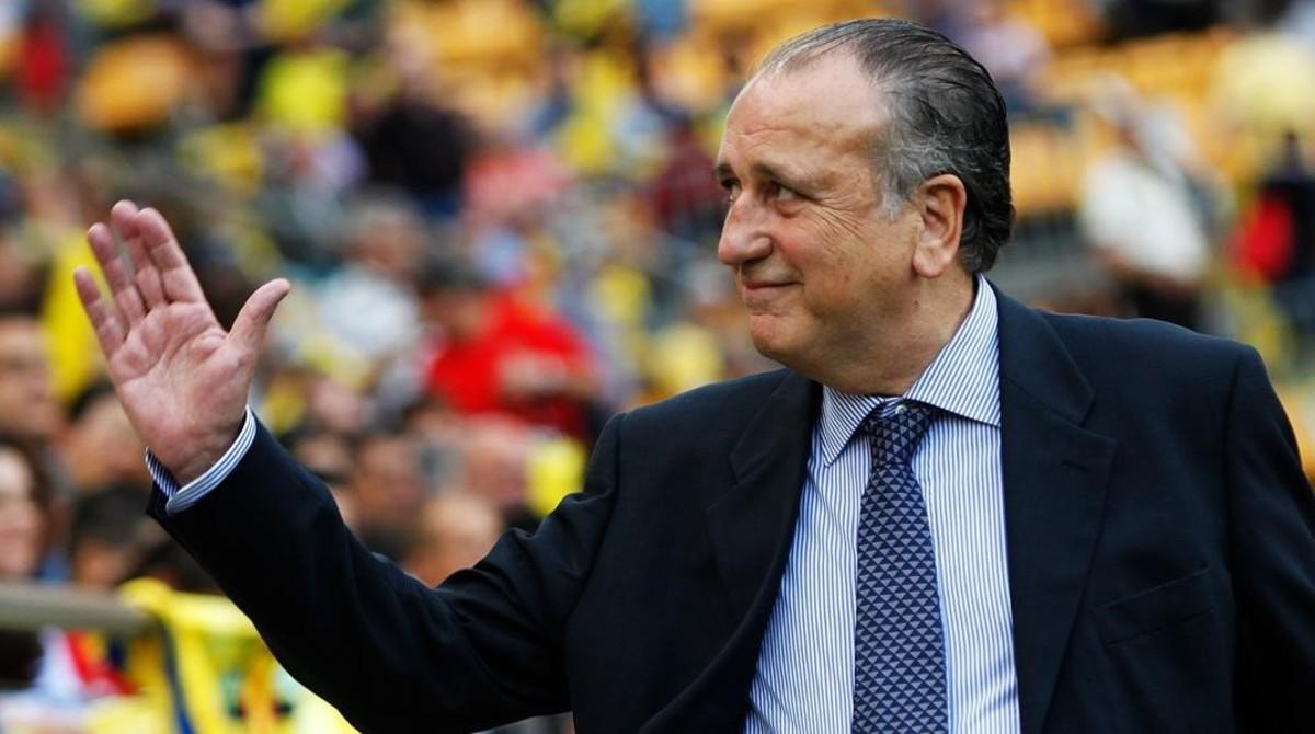 """Roig, presidente del Villarreal: """"El árbitro ha salido del estadio con bolsas del Real Madrid"""""""