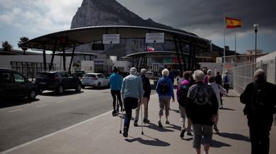 Gibraltar no pot estar dins i fora