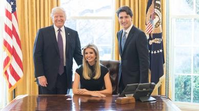 Trump y Selina Meyer