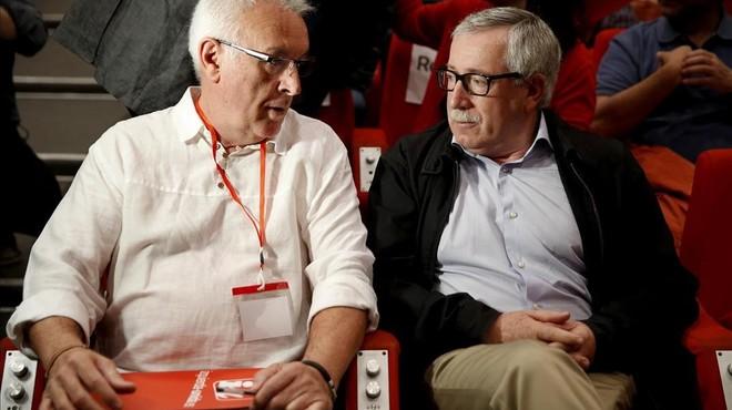 CCOO critica el Banc d'Espanya per defensar salaris baixos