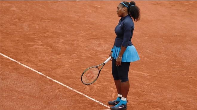 Muguruza es corona a París al destronar Serena Williams