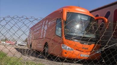 El fiscal investiga si l'autobús trànsfob ha incorregut en un delicte d'odi