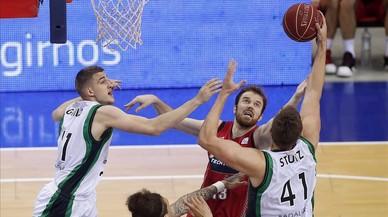 El Joventut perd a Saragossa un partit crucial per a la salvació (71-69)