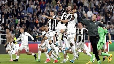 El Juventus conquista el seu sisè 'scudetto' consecutiu i apunta al triplet