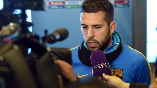 """Alba: """"Aquesta Copa em falta"""""""