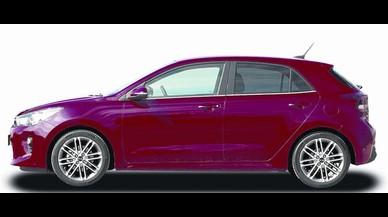 JUVENIL. El dise�o es la mejor arma que Kia suele ofrecer en sus modelos y esta vez vuelve a dar en el blanco con un coche moderno y muy atractivo.