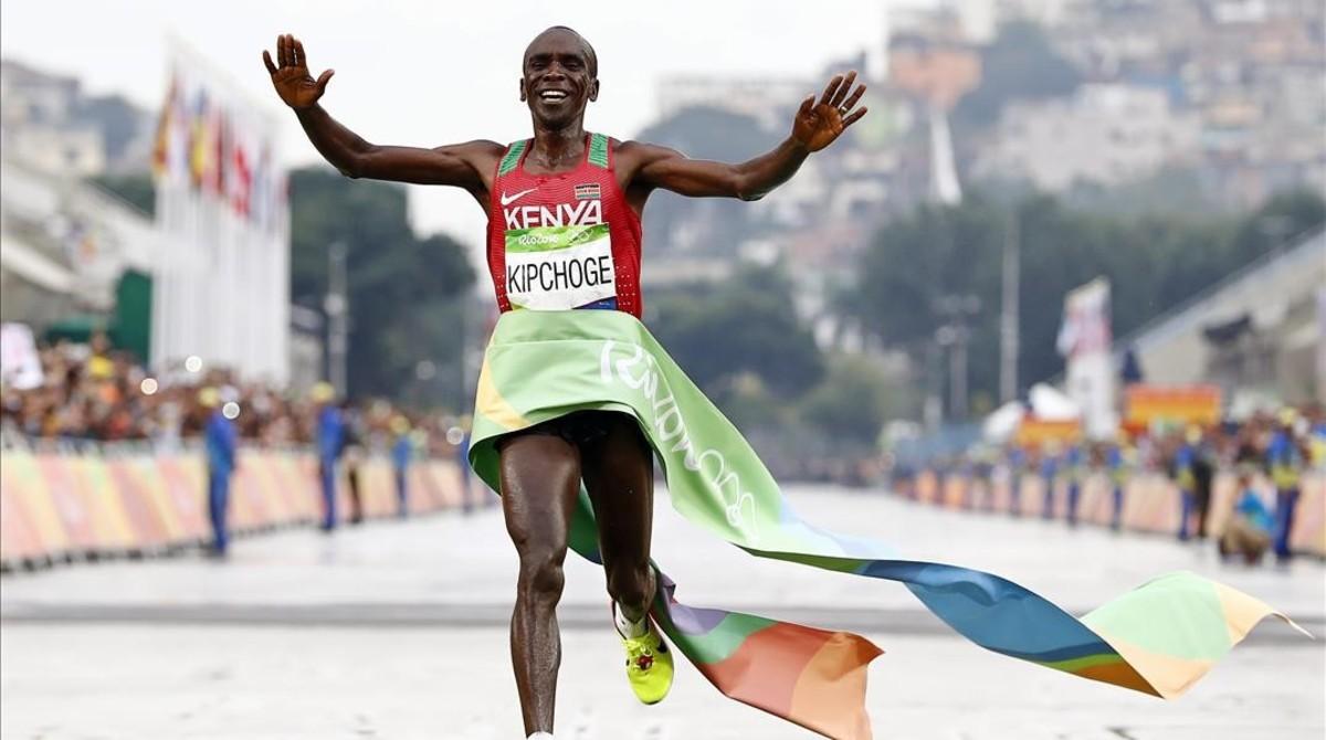 Resultado de imagen de maratoniano
