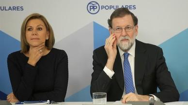 Rajoy quita hierro al batacazo del PP y descarta adelantar generales