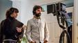 Mateo Gil roda a Cornellà 'Proyecto Lázaro'