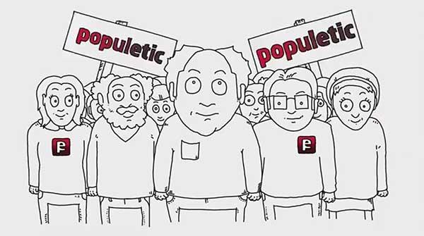 'Populetic', la red social para denunciar los abusos de las empresas hacia el consumidor.