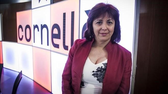 Rosa Garc�a, presidenta de Siemens en Espa�a, en una imagen de archivo.