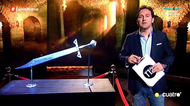 La espada que degolló a San Pablo