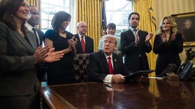 Trump mantendrá la orden de Obama contra la discriminación de empleados gais