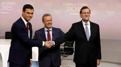 """Manuel Campo Vidal: """"Els debats tenen una mica de 'reality'"""""""