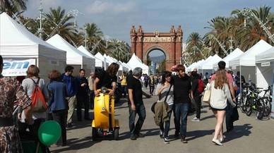 Barcelona, aparador de la nova mobilitat